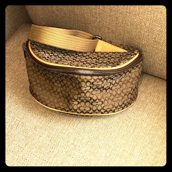 Coach Handbags - Coach fanny pack
